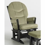 Modern Multiposition and Recliner Glider - Dutailier - D20-84C