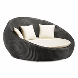Anjuna Bed in Chocolate - Zuo Modern - 701139