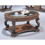Coffee Table in Brown - Coaster