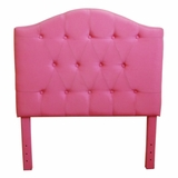 Girls Headboard in Pink - 4D Concepts - 12444