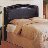 Queen Size Headboard in Brown - 4D Concepts - 443746