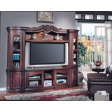 Kensington Flat Panel / Flat Screen Entertainment Center - Parker House - PARK-KEN-135-4CX