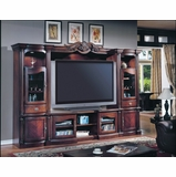 Kensington Flat Panel / Flat Screen Entertainment Center - Parker House - PARK-KEN-100-4RX