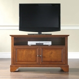 LaFayette 42 TV Stand in Classic Cherry Finish - Crosley Furniture - KF10003BCH