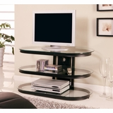 TV Stand in Black - Coaster - COAST-17006111
