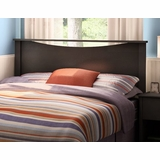 Full/Queen Size Headboard in Solid Black - South Shore Furniture - 3170270