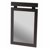 Mirror in Chocolate - South Shore Furniture - 3259120