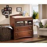 Changing Table in Royal Cherry - South Shore Furniture - 3246331