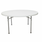 60 Round Folding Table - National Public Seating - BT-60R