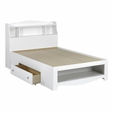 Dixie Full Size Bed with Headboard - Nexera Furniture - 400145