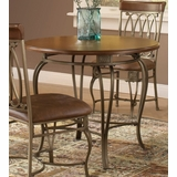Montello 36 Round Dining Table - Hillsdale Furniture - 41541DTB36
