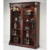 Bookcase DMI - Double Bookcase - Executive Office Furniture / Home Office Furniture - 7688-108