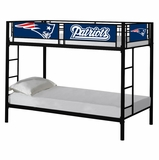 NFL New England Patriots Bunk Bed - Imperial International - 901622
