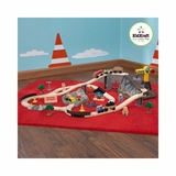 Bucket Top Construction Train Set - KidKraft