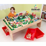 Waterfall Mountain Table and Train Set - KidKraft Furniture - 17850
