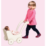 Doll Buggy - White - Guidecraft - G98124