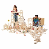 Educational Toy - Unit Blocks (86 Pcs) - Guidecraft - G93404