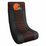 NFL Browns Collapsible Video Chair - Imperial International - 312606