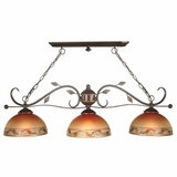3Lt Garden Light Fixture - Dale Tiffany - TH80098