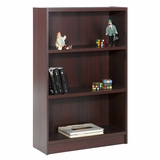 48 Tall Bookcase in Mahogany - Essentials Collection - Nexera Furniture - 731102