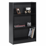 48 Tall Bookcase in Black - Essentials Collection - Nexera Furniture - 731106