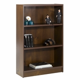 48 Tall Bookcase in Truffle - Essentials Collection - Nexera Furniture - 731112