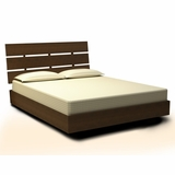 Nocce Queen Size Bed - Nexera Furniture - 401219