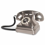 Retro Phone - Kettle Classic Desk Phone - Crosley - CR62-BC