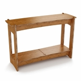 48 x 15 Sofa Table - Legare Furniture - OTAO-130