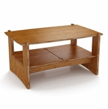 36 x 22 Coffee Table - Legare Furniture - OTAO-110