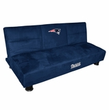 NFL Patriots Convertible Sofa with Tray - Imperial International - 852622