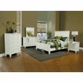 Sandy Beach Furniture Collection in White - Coaster
