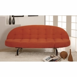 Sofa Bed Convertible in Copper - Capitola - CA-CPC-D2-CR