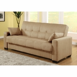 Sofa Bed Convertible in Beech - Napa - CA-NPA-JH-SET