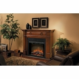 Newport Electric Fireplace - Dimplex - SEP-BW-600-BG-FB