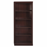 Bookcase - 5 Shelf - Saratoga Executive Collection - Bush Office Furniture - W1615C-03