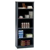 Bookcase-5 Shelf - Series A Slate Collection - Bush Office Furniture - WC84865