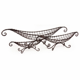 Wire Baskets (Set of 3) - IMAX - 12229-3