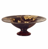 Preston Footed Bowl - Dale Tiffany - PG80180