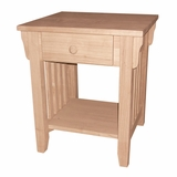 Mission End Table - OT-61E