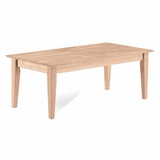 Shaker Tall Coffee Table - OT-9TC