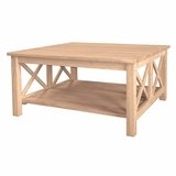 Hampton Square Coffee Table - OT-70SC