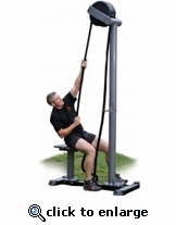 ORYX� II Outdoor Vertical Rope Climbing Machine