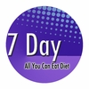 7 Day All You Can Eat Diet