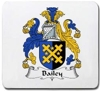 Brittish Coat of Arms Mouse Pads