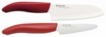 Ming's Red Handled Cutlery Combo (FK-140 WH-RD & FK-075WH-RD)