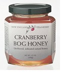 Cranberry Bog Honey 12 oz. by New England Cranberry