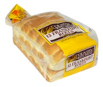 * Country Kitchen Hot Dog Buns, Sliced 18 oz. (New England Style)