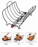 * Cuisipro Roast & Serve Roasting Rack