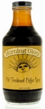 * Morning Glory All Natural Old Fashioned Coffee Syrup 16 oz.